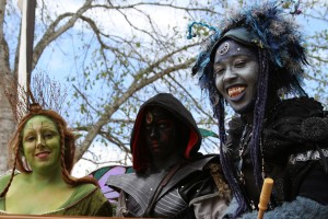 Sherwood Forest Faire Costumes