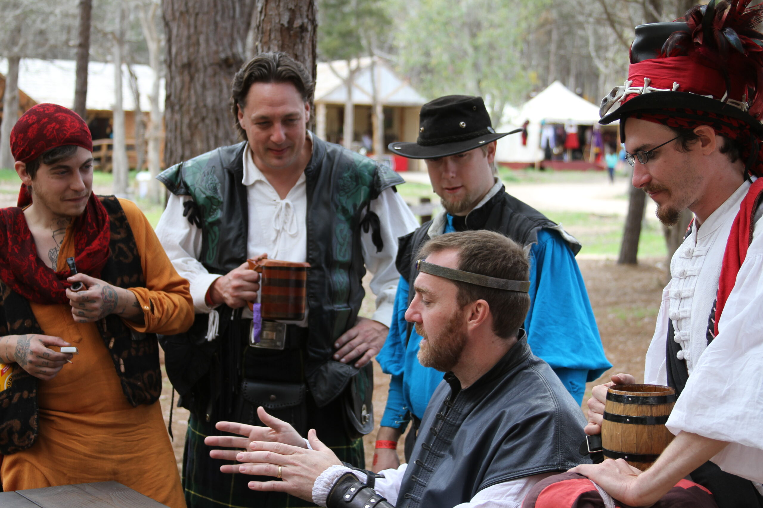 Sherwood Forest Camping >> One Of The World's Best Renaissance Fairs Is Here In Texas