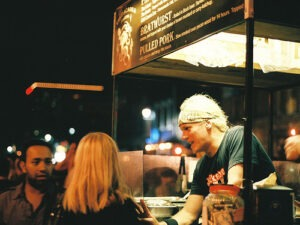 South_by_Southwest_Food_Stand