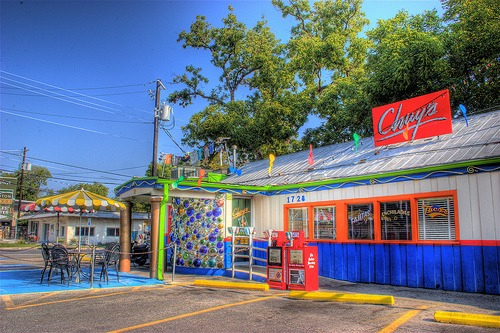 Chuys Tex Mex Restaurant Austin