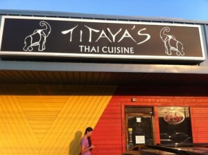 Titaya's Thai Cuisine in Austin, Texas