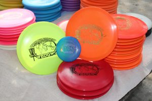 Disc Golf Discs used in Austin