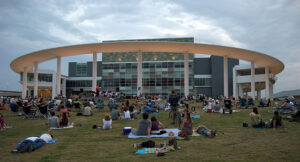 Hartman Concert in the Park at the Long Center in Austin