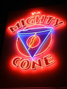 The Mighty Cone is a pioneer among Austin food trucks