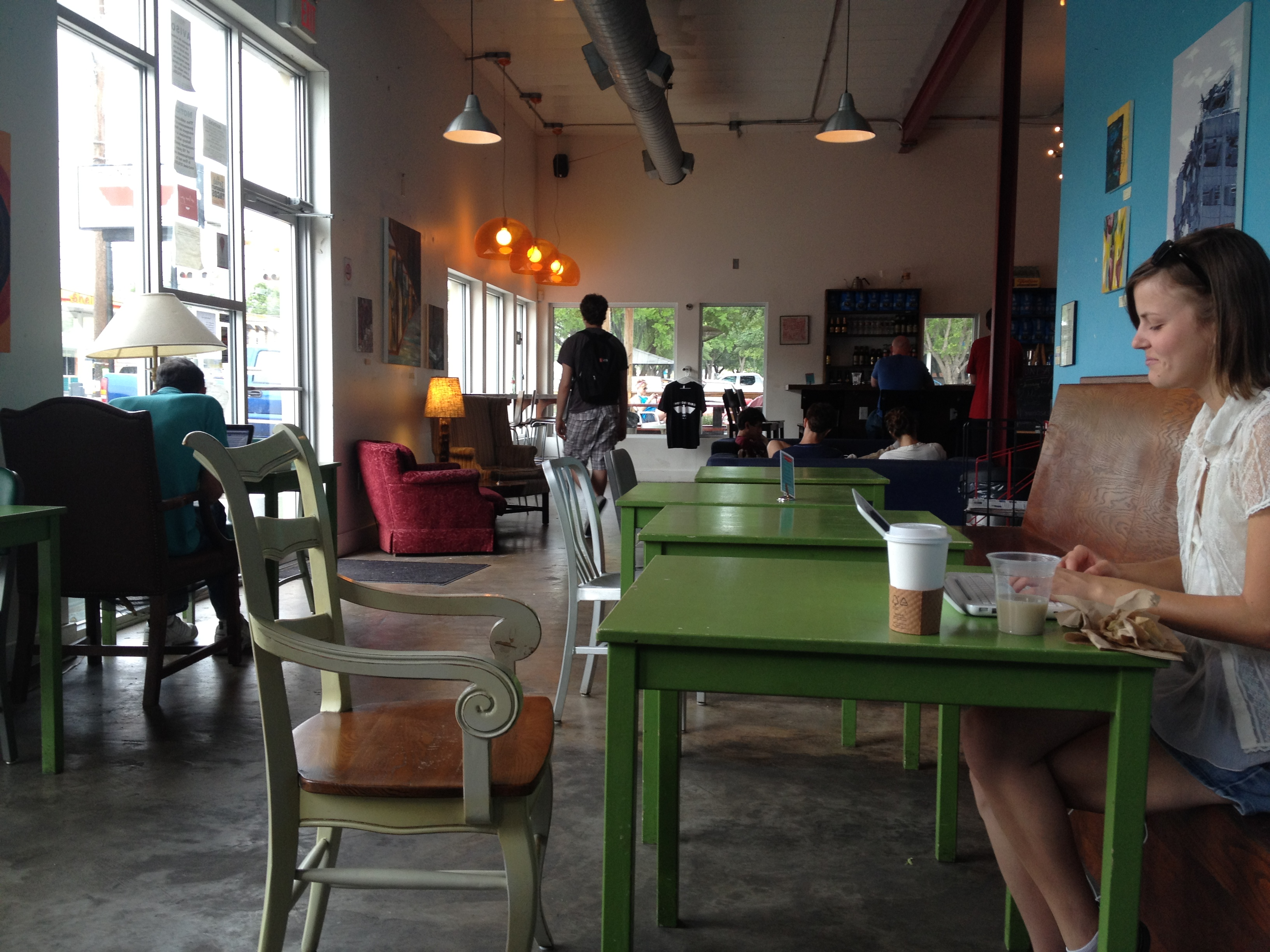 Thunderbird Coffee Hip Young and Experimental