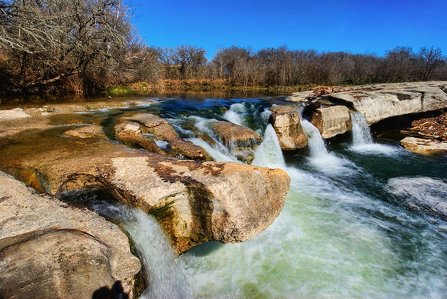 Mckinney Falls State Park The Other Austin Swimming Hole: Mckinney Falls State Park Map At Usa Maps