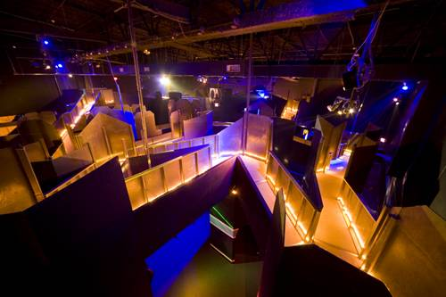 Did You Know That Austin Has The Largest Laser Tag Arena