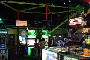 Blazer Tag Arcade and Ropes Challenge Course