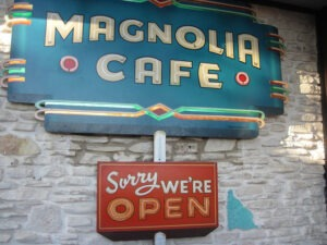 Magnolia Cafe Original Location in Austin, TX