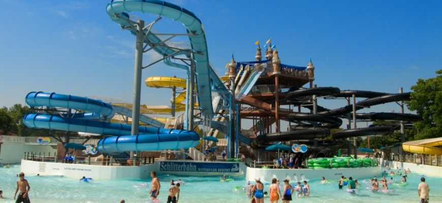 Blastenhoof Water Park at Schlitterbahn in New Braunfels