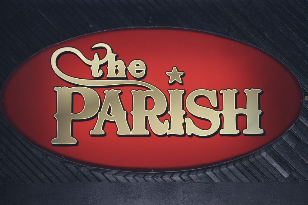The Parish on Dirty 6th St. in Austin