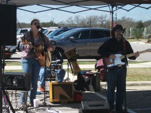 Live Music at Arboretum Austin Farmers Market