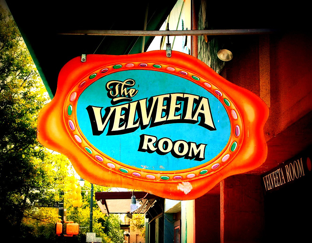 The Velveeta Room Austin Comedy