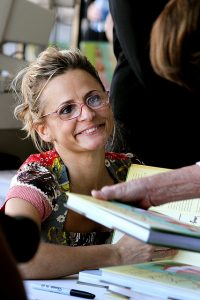 Amy Sedaris Texas Book Signing