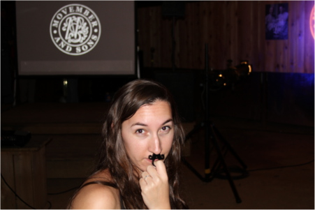 Austinot Brittany Highland at Movember Austin Launch