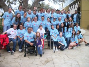 Easter Seals Central Texas Volunteers