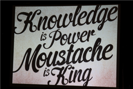 Knowledge Is Power Movember 2012