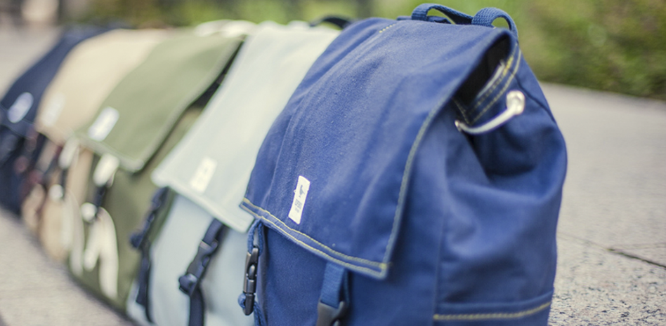 Esperos Backpacks out of Austin, TX
