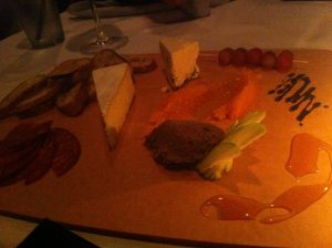 The Goodnight Austin Charcuterie Plate