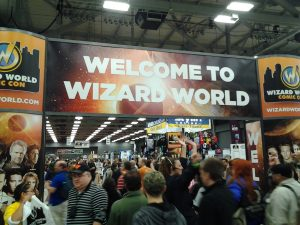 Welcome to Wizard World Comic Con in Austin