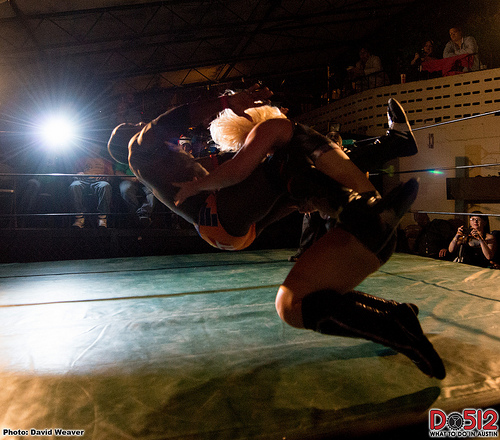 Mohawk in Austin hosts Anarchy Championship Wrestling