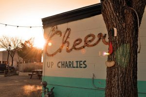 Cheer Up Charlie's Bar in Austin