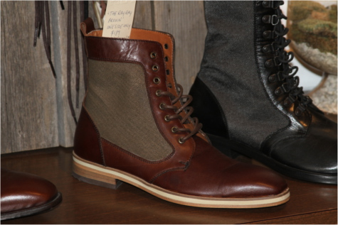 HELM Boots Ray Ray Style
