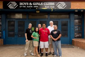 Help Portrait Austin Leadership at Boys and Girls Clubs East Austin