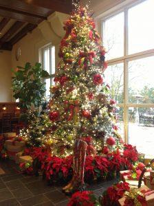 Christmas Tree at the Westin La Cantera Hill Country Resort