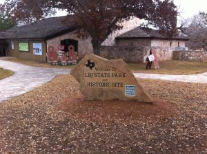 LBJ State Park Visitor Center