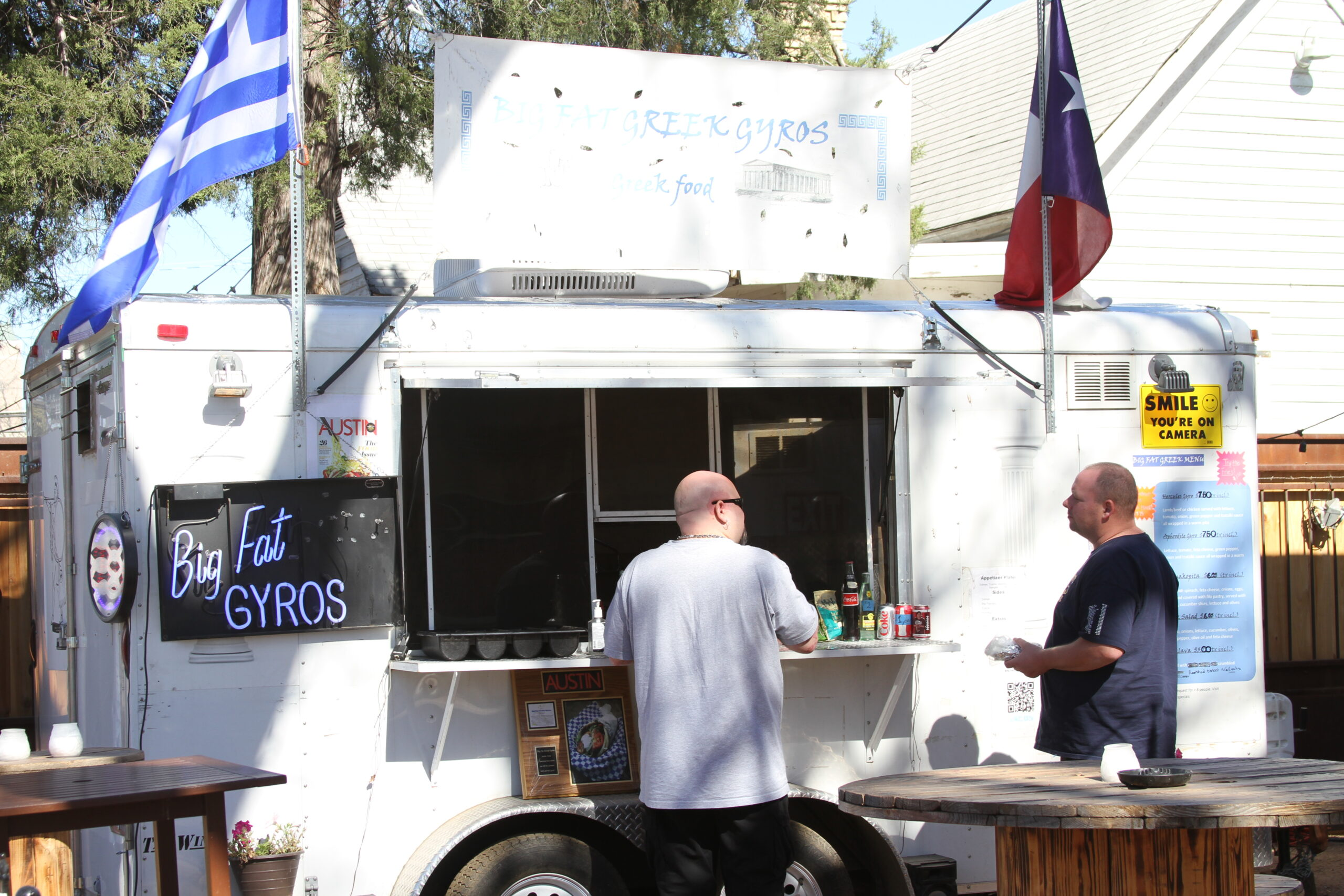 What S The Best Food Truck Park In Austin