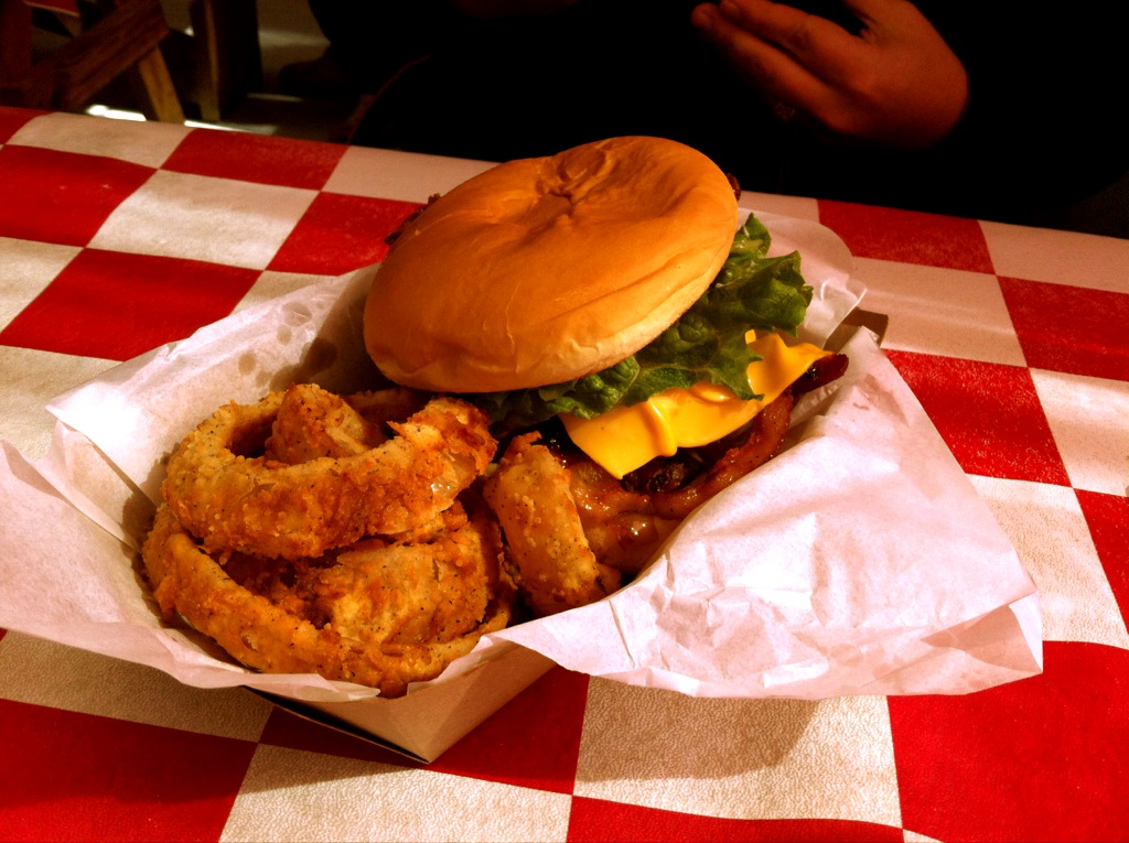 JB's Classic at Classic Burgers and Moore in Kerrville