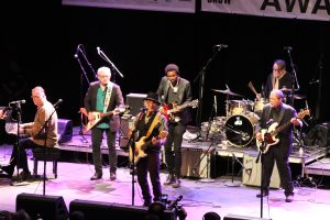 Bill Carter and the Blame with Gary Clark Jr. at Austin Music Awards