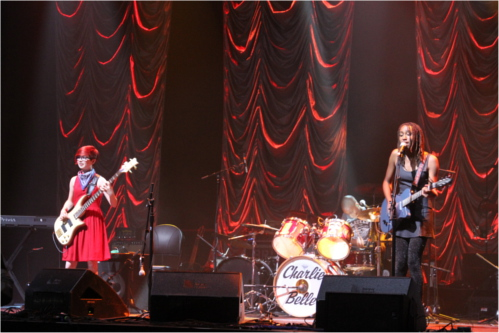 Charlie Belle at Moody Theater in Austin