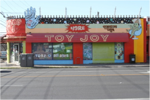 Toy Joy Austin Texas