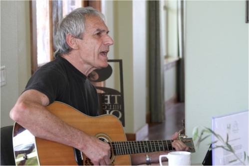 Live Music at Texas Hill Country Olive Company
