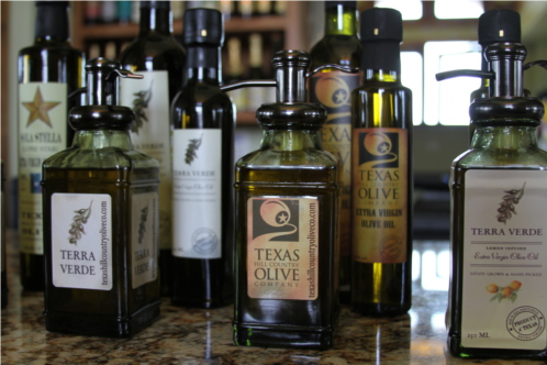 Olive Oil Texas Hill Country Olive Company