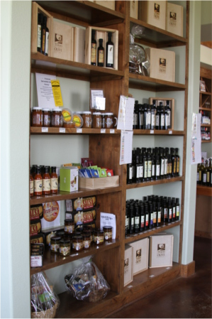 Texas Hill Country Olive Company Store