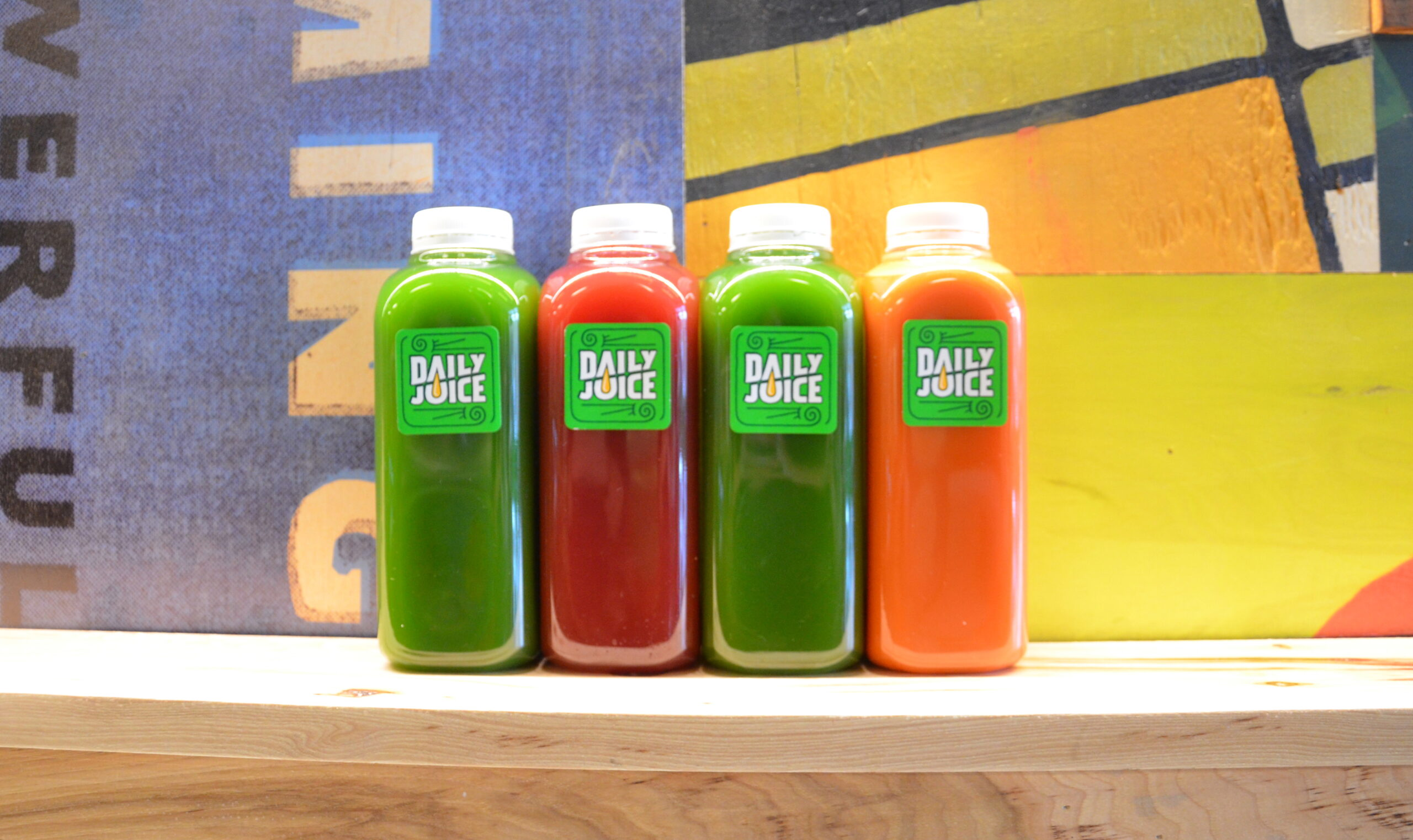 Squeeze the Most Out of a Juice Cleanse at Daily Juice