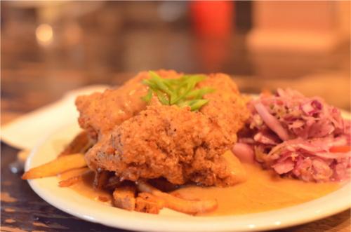 Ginger Chicken Fried Steak at Whip In