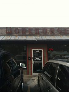 Workhorse Bar and Grill