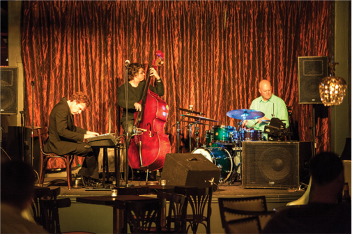 Afghanistan veterans open classy jazz club in downtown austin for Jazzy house music