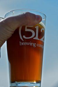 512 Brewing Company Beer