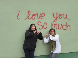 I Love You So Much Mural in Austin TX