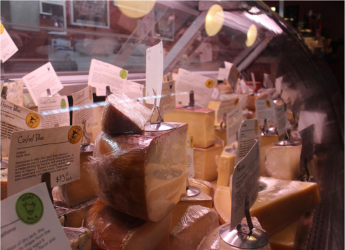 Specialty Cheeses in Austin