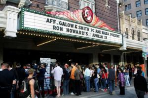 Austin Film Festival The Paramount