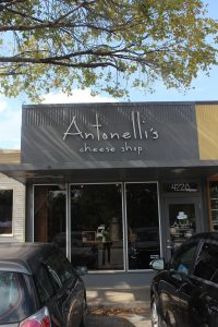 Antonelli's Cheese Shop Exterior