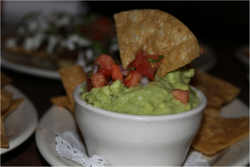 Guacamole in Austin at El Chile