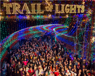 Trail of Lights 2013