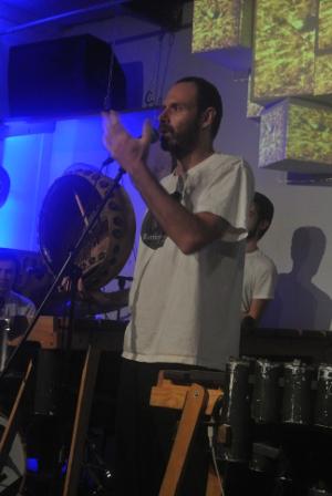 Joel Laviolette, Founder of Rattletree School of Marimba